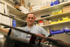 Louis Abber is also part of the Biomedical Engineering team.