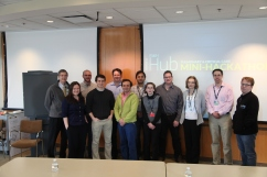 Three winning teams emerged from the Division of Pulmonary and Critical Care Medicine mini-hackathon held April 18.