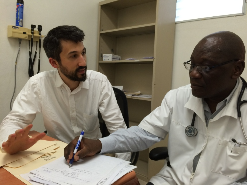 Aaron Berkowitz, MD, PhD, spotted symptoms of a rare variant of GBS in a patient with confirmed Zika virus infection in Haiti